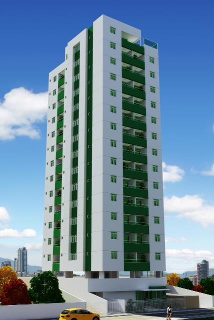 Apartamento residencial à venda, Brisamar, João Pessoa - AP2667.