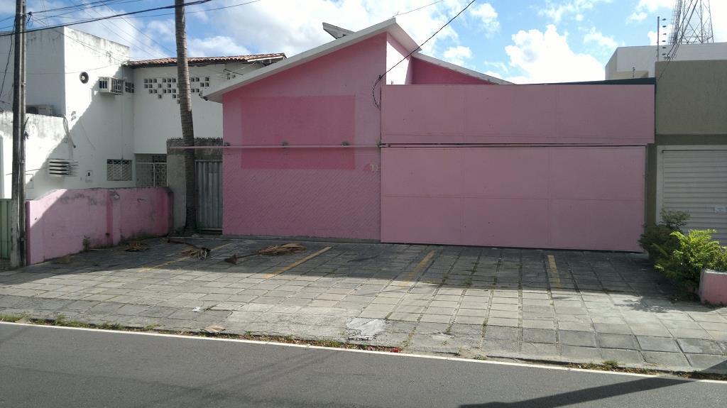 Casa residencial à venda, Centro, João Pessoa - CA0580.