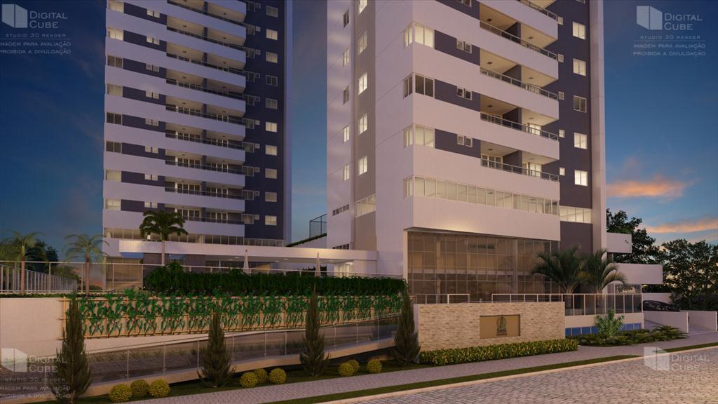 Apartamento residencial à venda, Manaíra, João Pessoa - AP2118.
