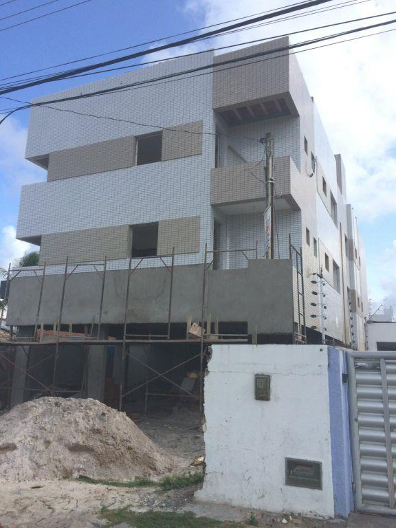 Apartamento residencial à venda, Bancários, João Pessoa - AP3354.