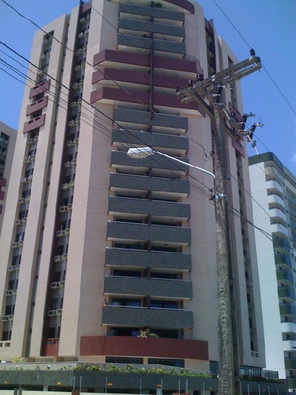 Apartamento residencial à venda, Bessa, João Pessoa - AP2815