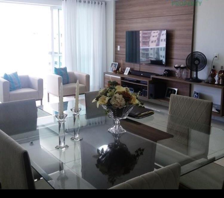 Apartamento residencial à venda, Tambaú, João Pessoa - AP3889.