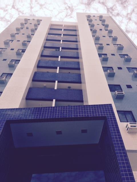 Apartamento residencial à venda, Manaíra, João Pessoa - AP3610.