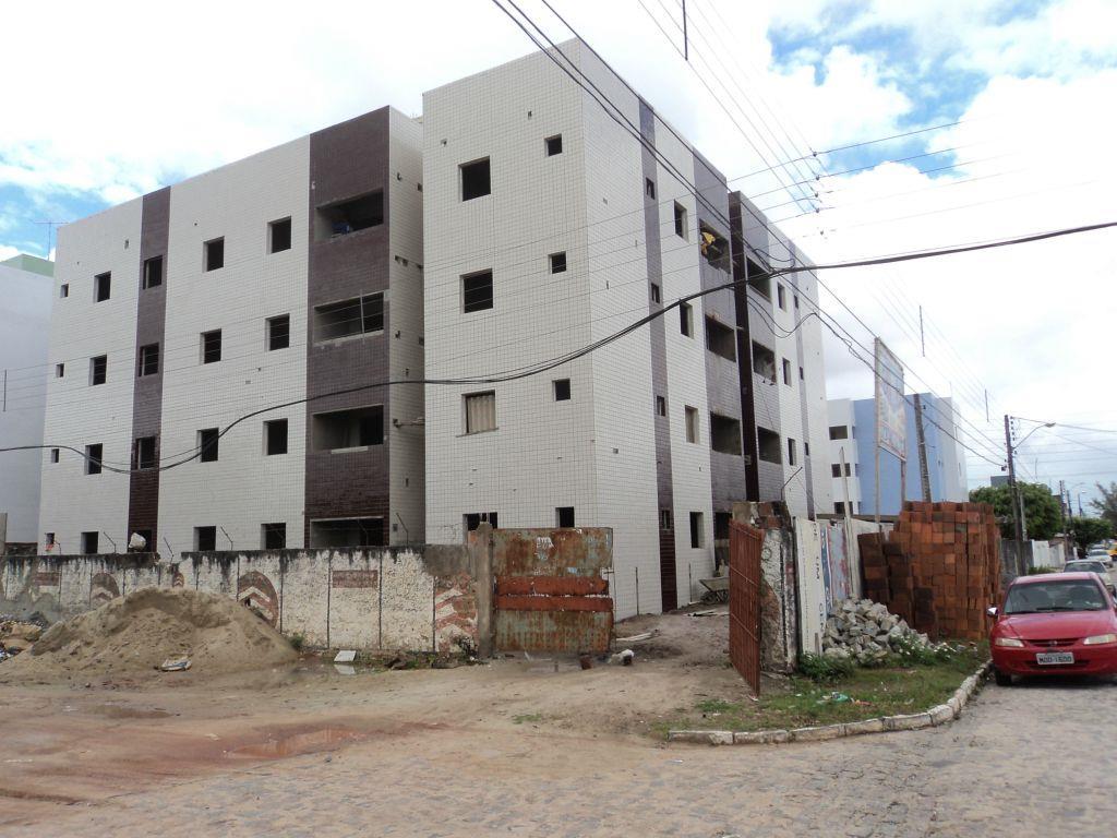 Apartamento residencial à venda, Cristo Redentor, João Pessoa - AP4002.