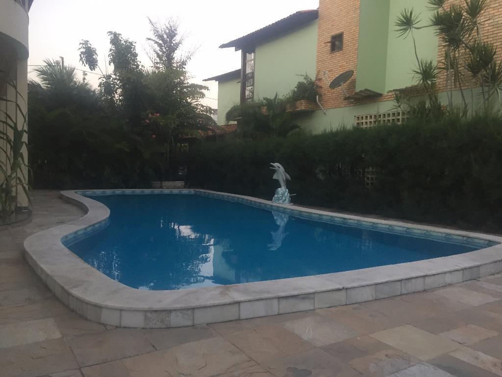 Casa residencial à venda, Altiplano Cabo Branco, João Pessoa - CA1133.