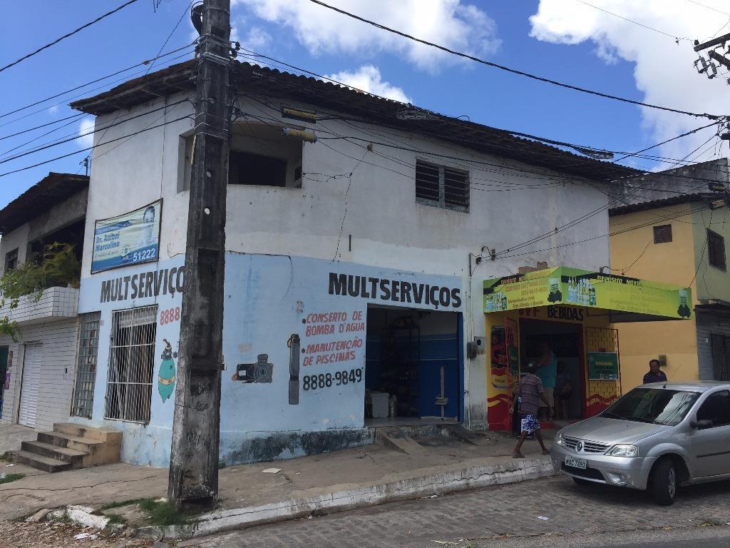 Ponto comercial à venda, Bairro dos Ipês, João Pessoa.