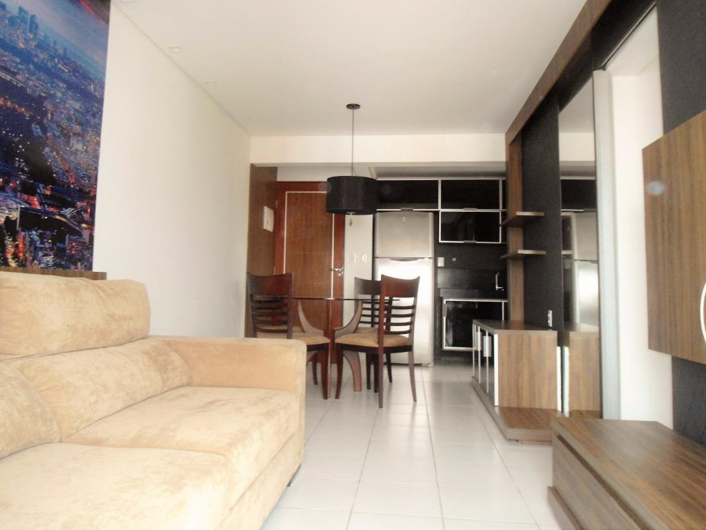 Apartamento residencial à venda, Manaíra, João Pessoa - AP4464.