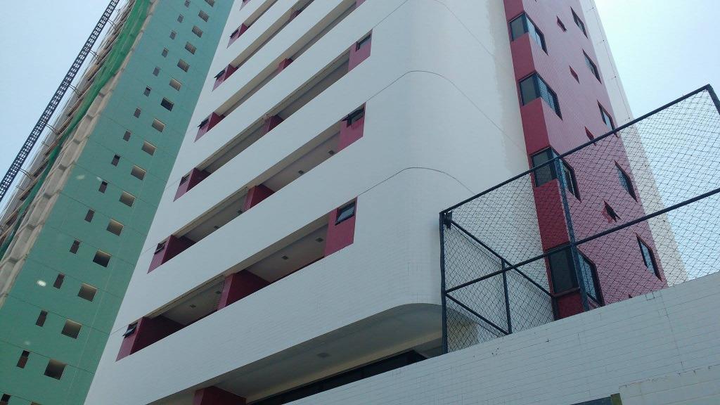 Apartamento residencial à venda, Conjunto Pedro Gondim, João Pessoa.
