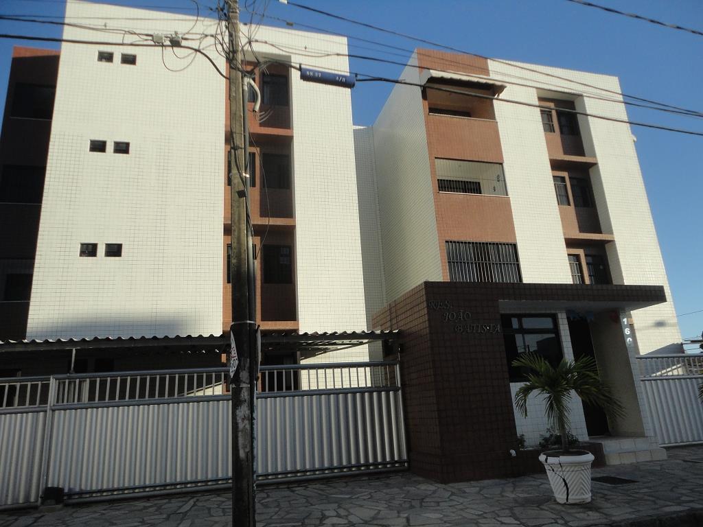 Apartamento residencial à venda, Jardim Cidade Universitária, João Pessoa - AP2073.