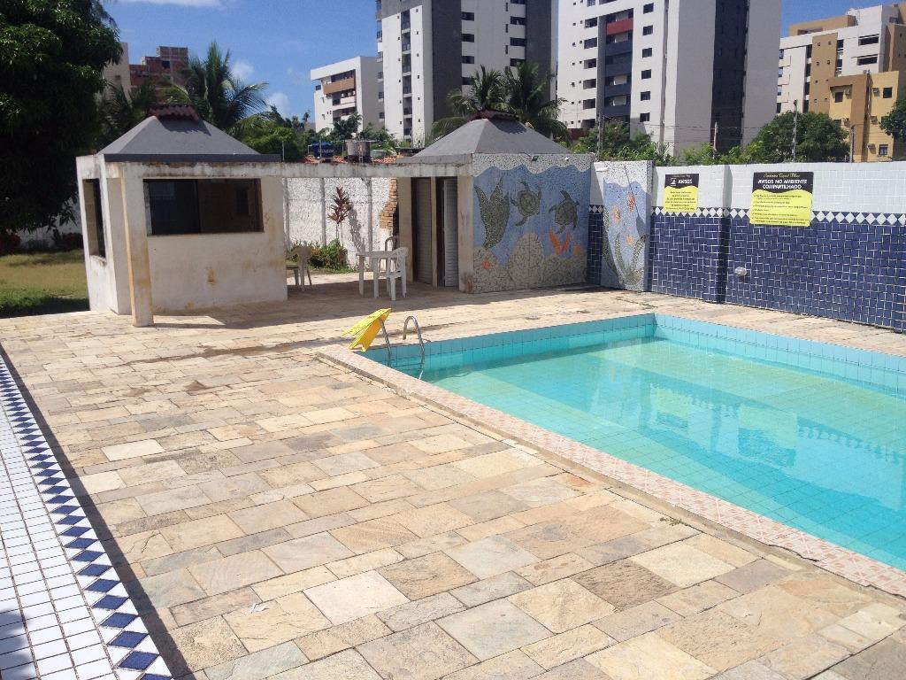 Apartamento com 2 dormitórios à venda, 104 m² por R$ 300.000,00 - Intermares - Cabedelo/PB