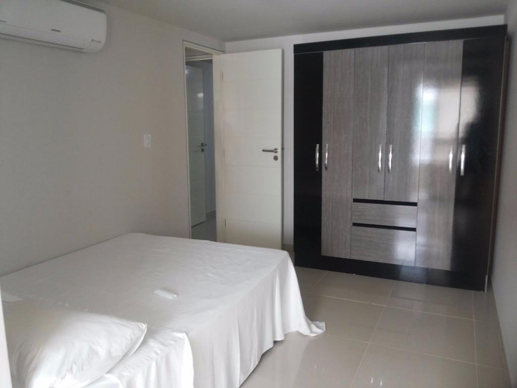 Apartamento residencial à venda, Jardim Oceania, João Pessoa - AP4353.