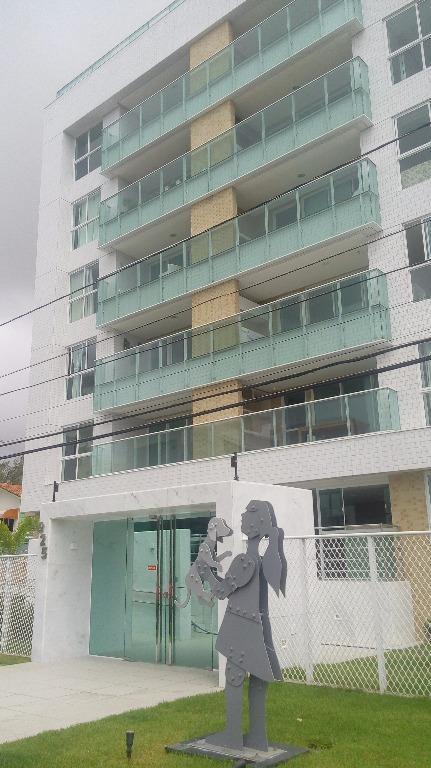 Apartamento residencial para locação, Bessa, João Pessoa - AP4531.