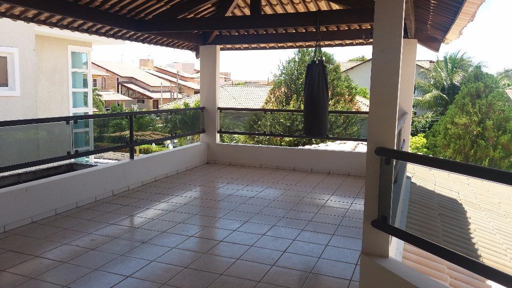 Casa residencial à venda, Altiplano Cabo Branco, João Pessoa - CA1118.