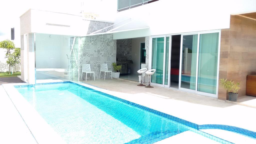 Casa residencial à venda, Intermares, Cabedelo - CA1177.