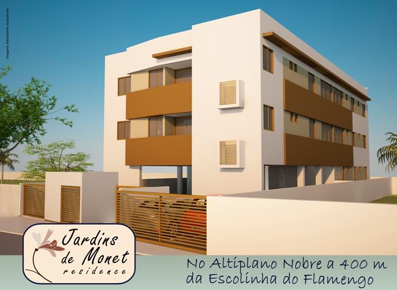 Apartamento Duplex residencial à venda, Altiplano, João Pessoa.