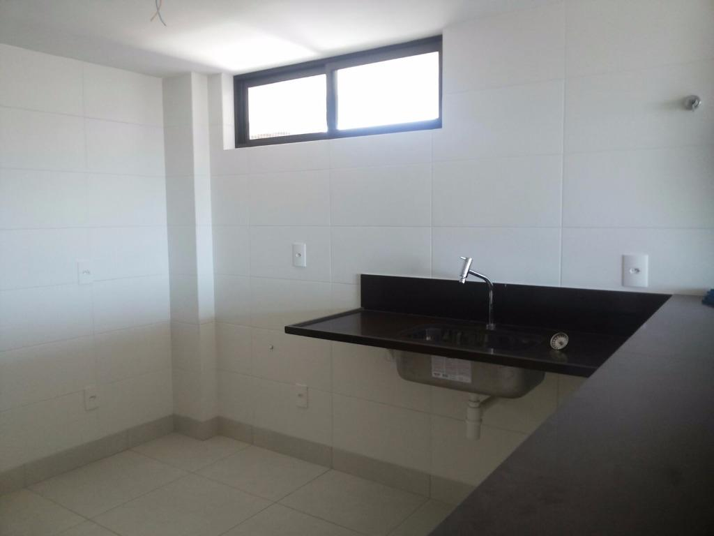 Apartamento residencial à venda, Ponta de Campina, Cabedelo - AP4428.