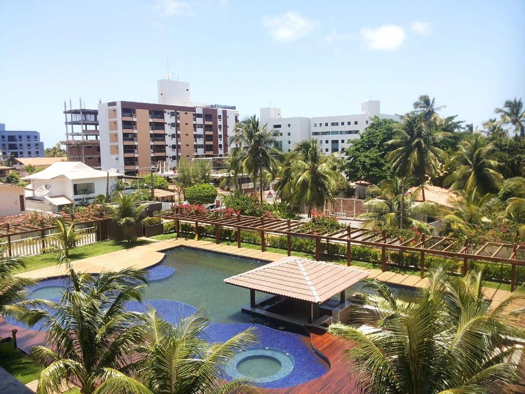 Apartamento residencial à venda, Ponta de Campina, Cabedelo - AP4429.