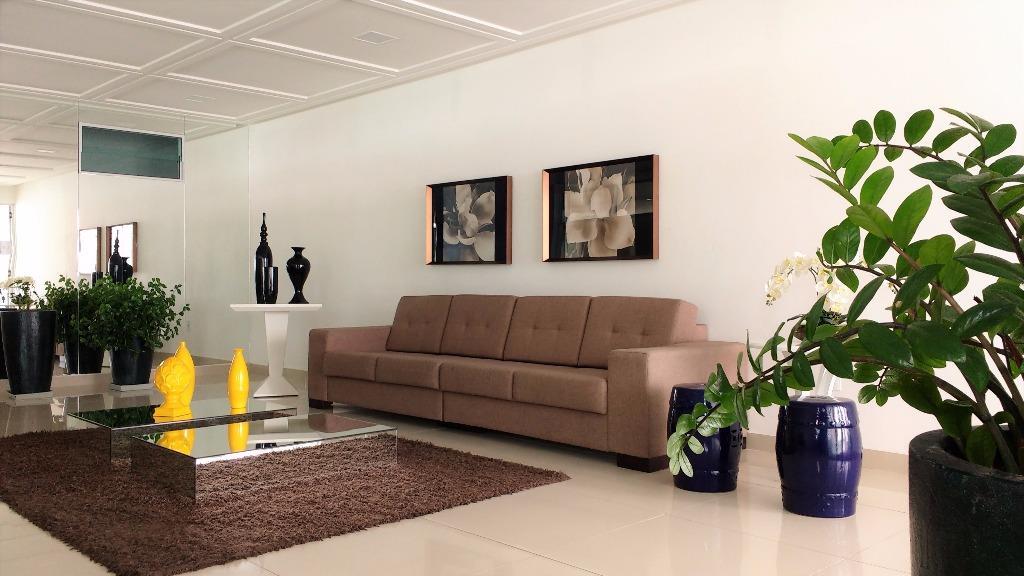 Apartamento residencial à venda, Bessa, João Pessoa - AP4462.
