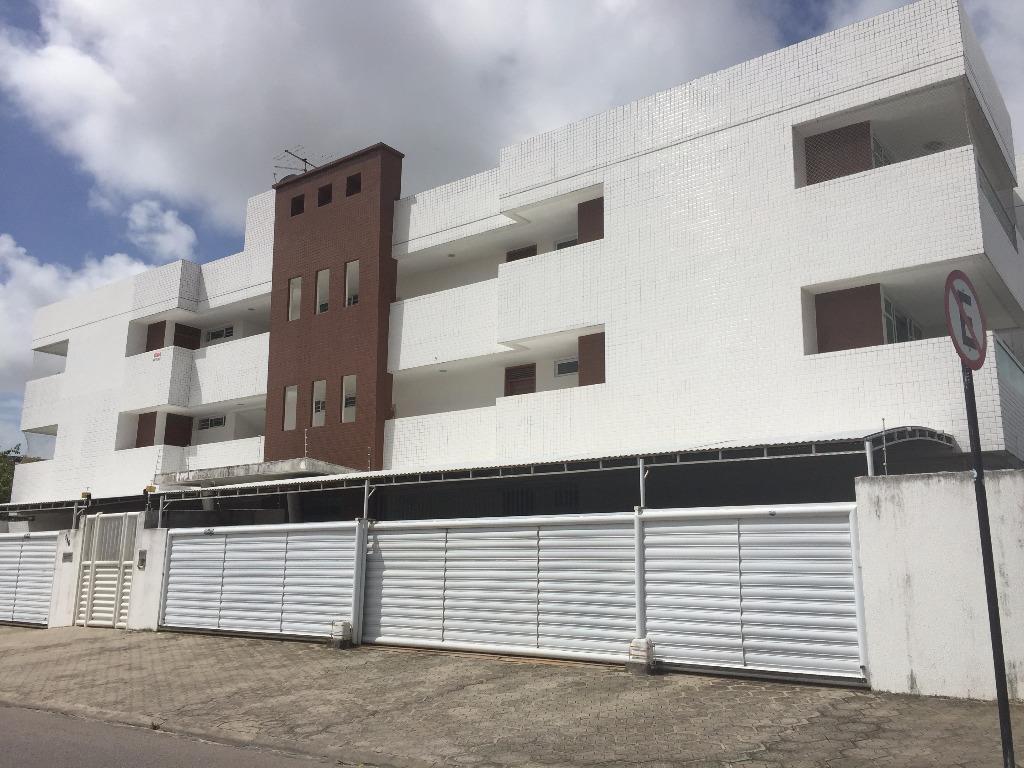 Apartamento residencial à venda, Bancários, João Pessoa.