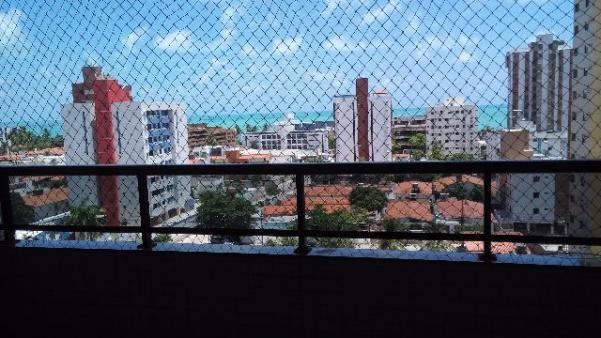 Apartamento com 4 dormitórios à venda, 147 m² por R$ 650.000 - Manaíra - João Pessoa/PB