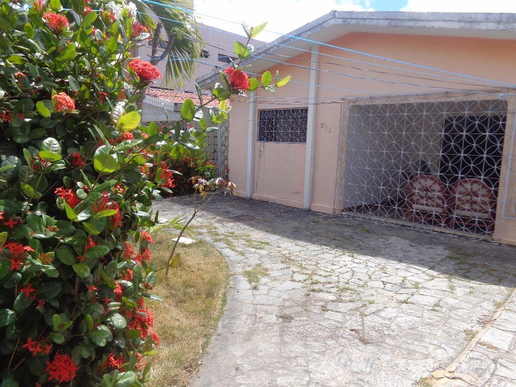Casa residencial à venda, Estados, João Pessoa.