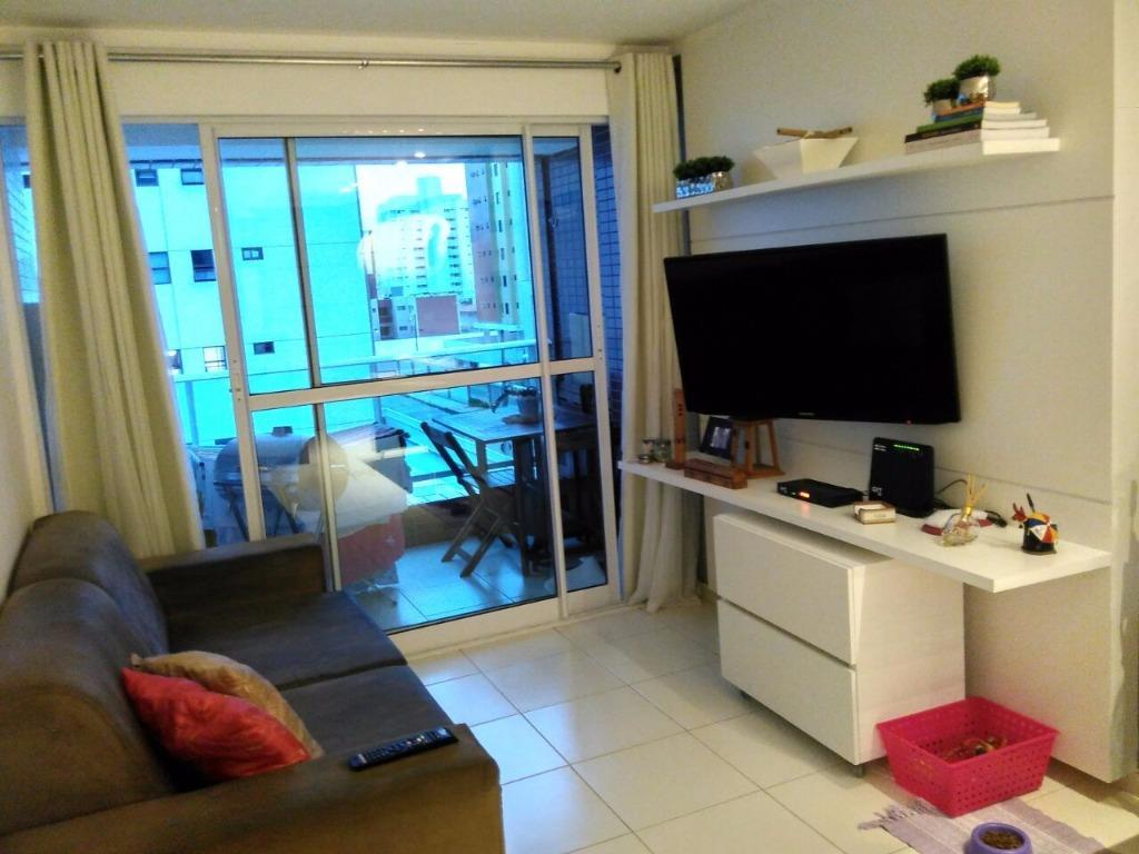 Apartamento residencial à venda, Jardim Oceania, João Pessoa - AP4538.