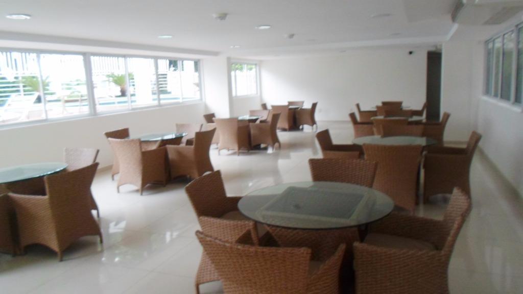 Apartamento residencial para venda e locação, Manaíra, João Pessoa - AP4463.