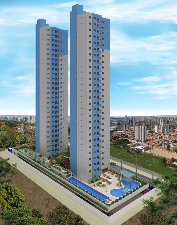 Apartamento residencial à venda, João Agripino, João Pessoa - AP4471.