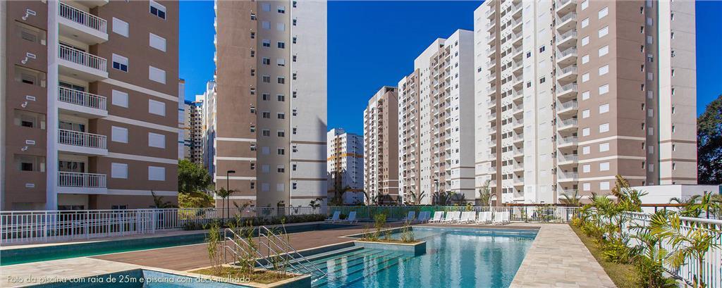 Apartamento  residencial à venda, Jardim Wanda, Taboão da Se de RTDI