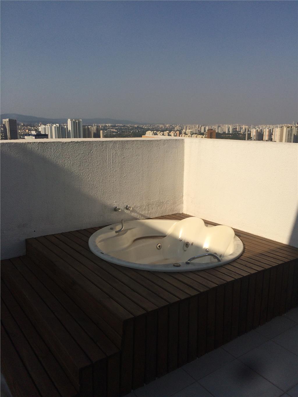 Cobertura  duplex com vista panorâmica, no melhor de Osasco