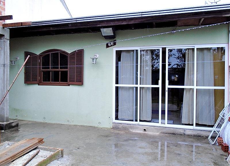 Casa 3 Quartos Jd Krichack em São José dos Pinhais