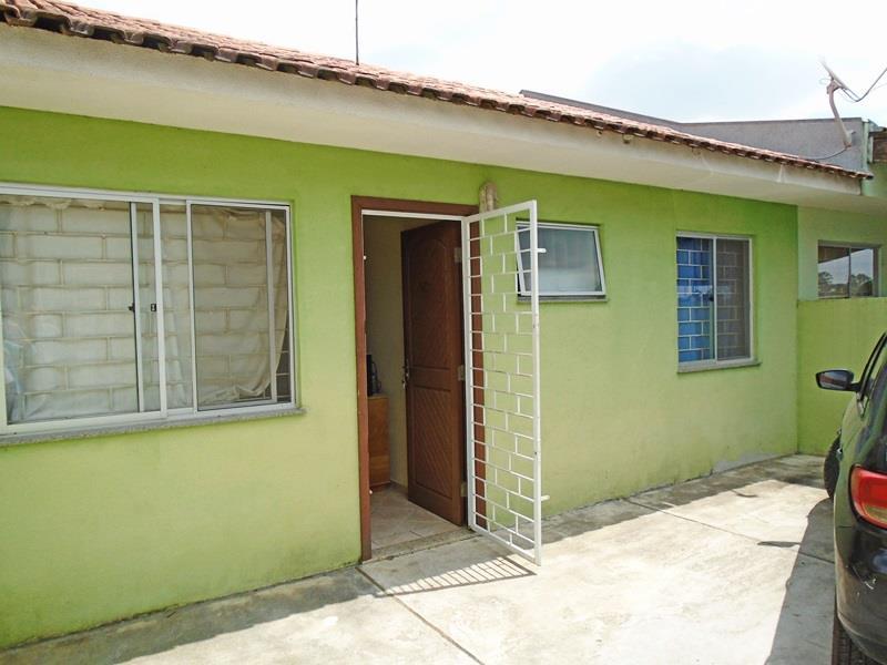Casa 3 (três) Quartos Roseira em São José dos Pinhais