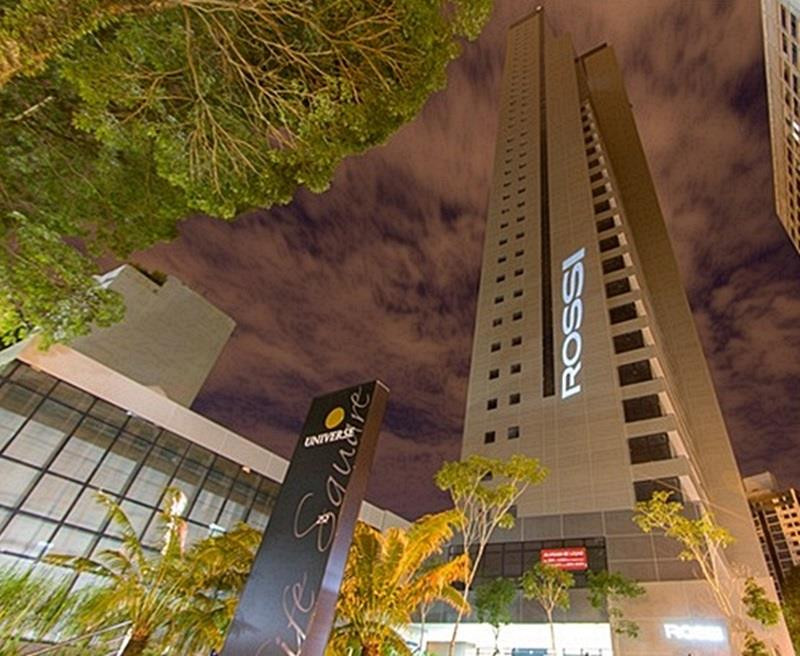 Studio à venda no Centro de Curitiba