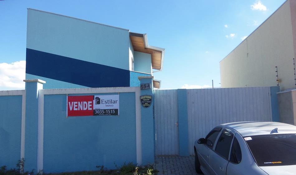 Sobrado 3 Quartos 1 Suíte no Boqueirão em Curitiba