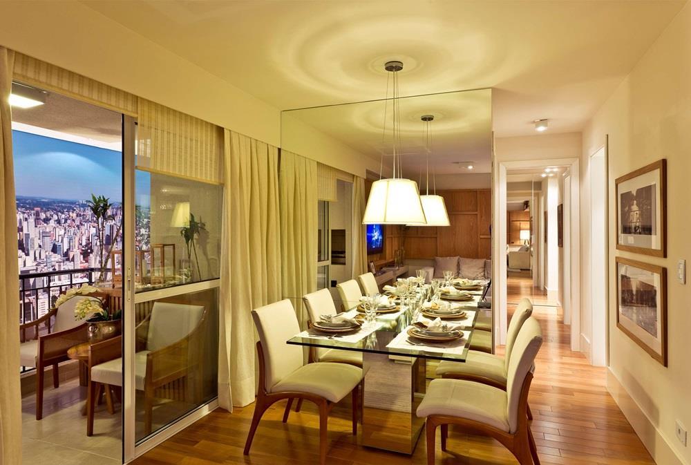 Apartamento 2 Quartos 1 Suíte no Centro de Curitiba