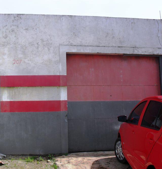 Barracão  comercial à venda, Cruzeiro, São José dos Pinhais.