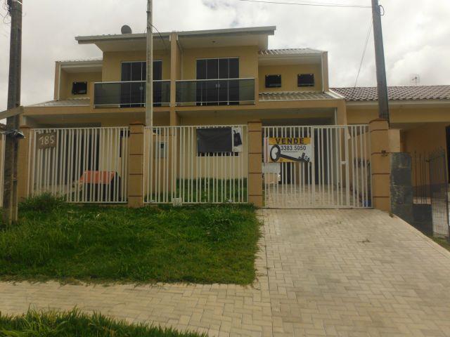 Sobrado  residencial à venda, Cruzeiro, São José dos Pinhais