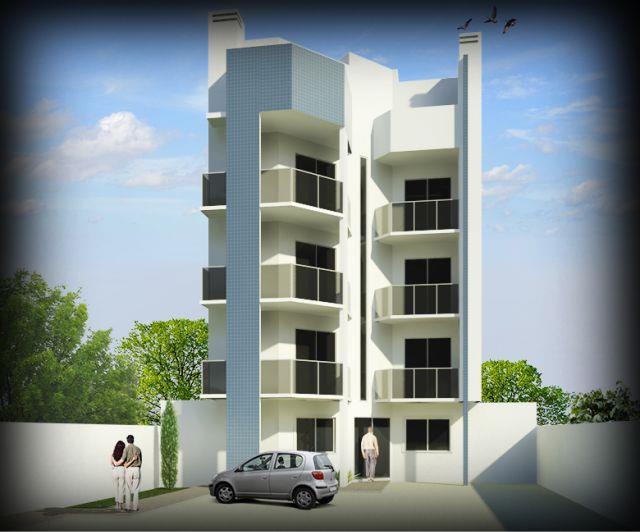 Apartamento residencial à venda, Bom Jesus, São José dos Pin