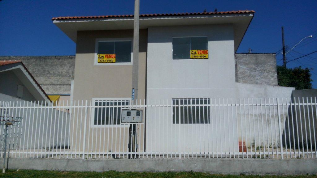 Casa residencial à venda,  Suíça, São José dos Pinhais.