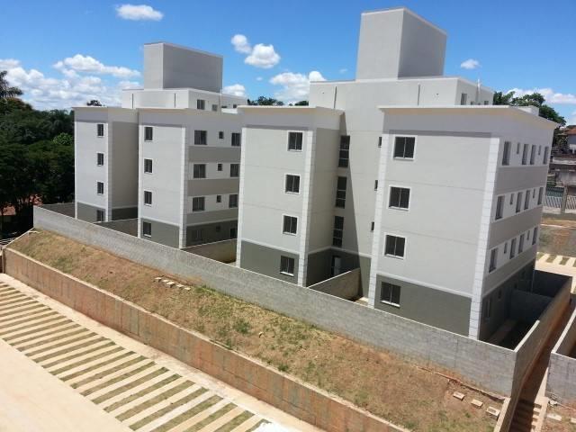Apartamento novo no Nacional!!!