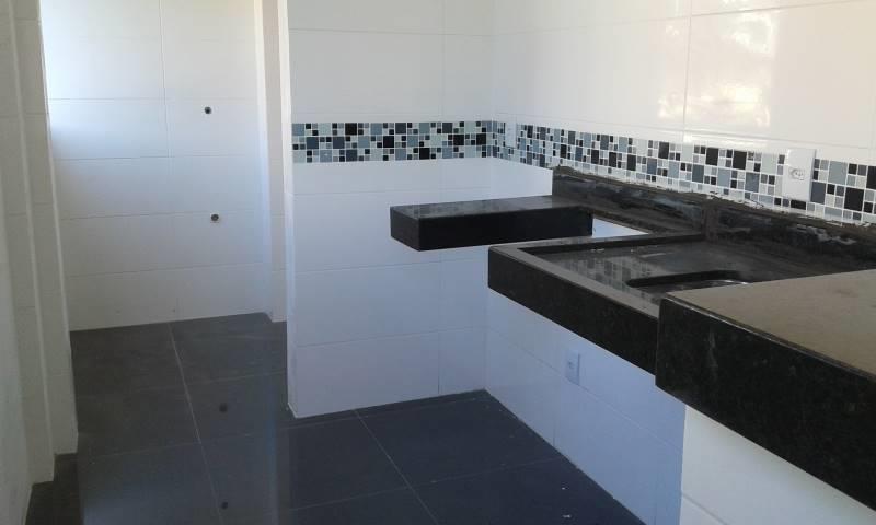 Apartamento residencial à venda, Fonte Grande, Contagem.