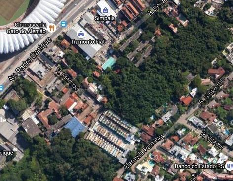 Terreno à venda em Praia De Belas, Porto Alegre - RS