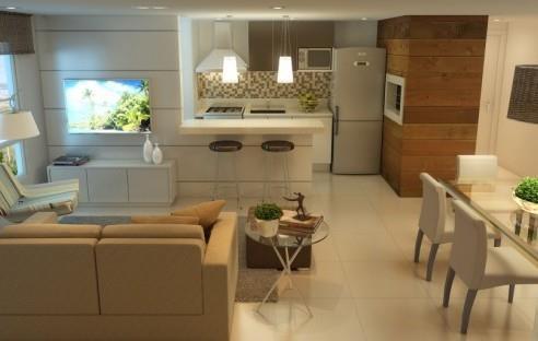 Apartamento de 2 dormitórios em Zona Nova, Capão Da Canoa - RS
