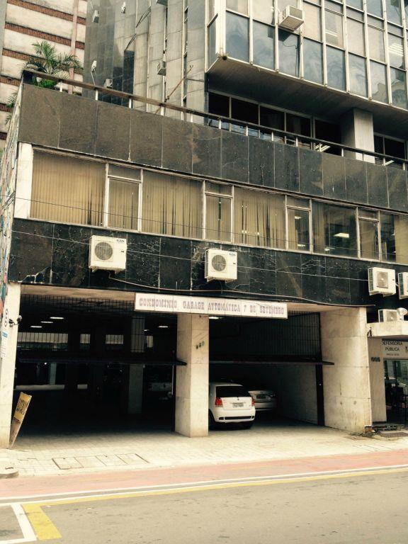Box/garagem à venda em Centro, Porto Alegre - RS