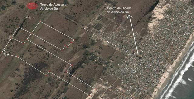 Área à venda em Lagoa Da Itapeva, Arroio Do Sal - RS