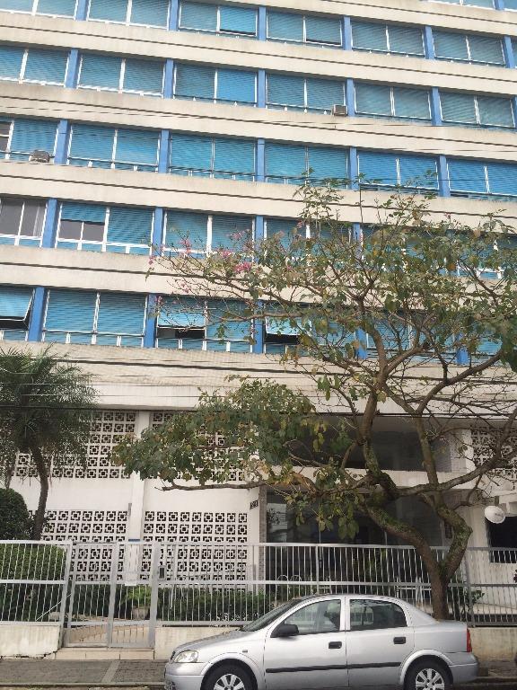 Apartamento  residencial à venda, Itararé, São Vicente.