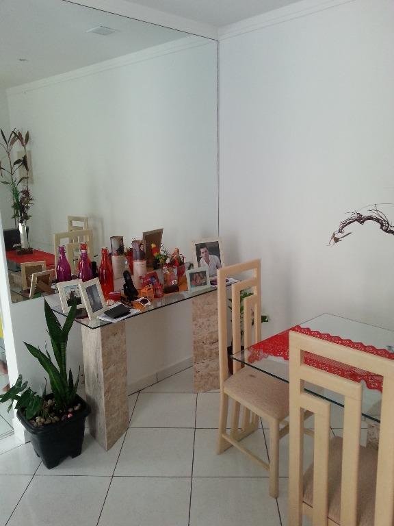 Apartamento com 1 dormitório à venda, 57 m² por R$ 249.000,00 - Itararé - São Vicente/SP