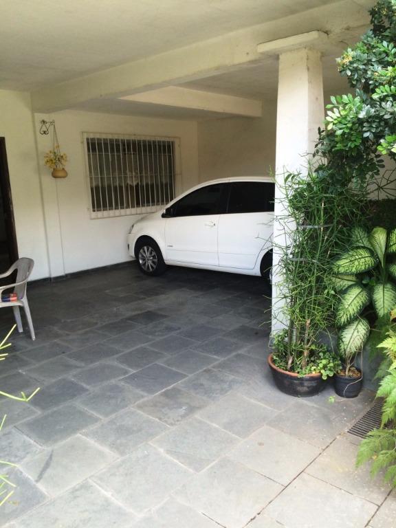 Casa com 4 dormitórios à venda, 197 m² por R$ 580.000,00 - Centro - São Vicente/SP
