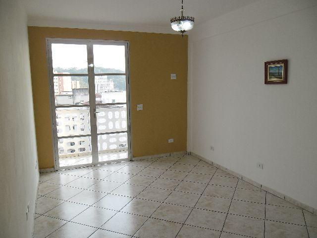 Apartamento com 1 dormitório à venda, 64 m² por R$ 244.000,00 - Centro - São Vicente/SP