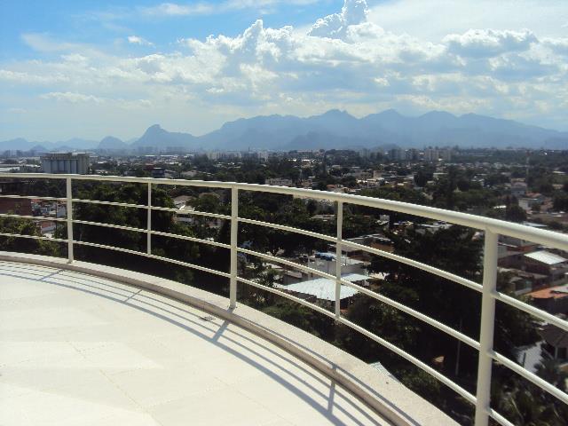 Casa com 4 dormitórios para alugar, 539 m² por R$ 6.900,00/mês - Freguesia (Jacarepaguá) - Rio de Janeiro/RJ